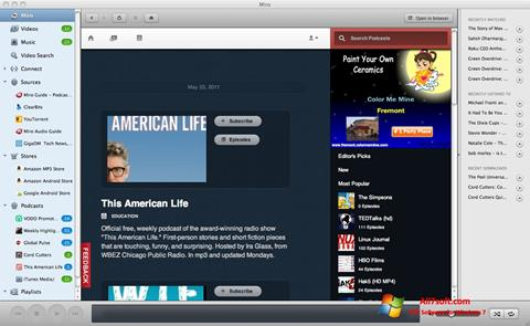 Screenshot Miro Windows 7
